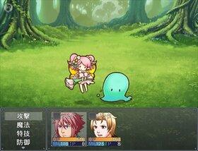 勇者と仲間とモブ達と Game Screen Shot3