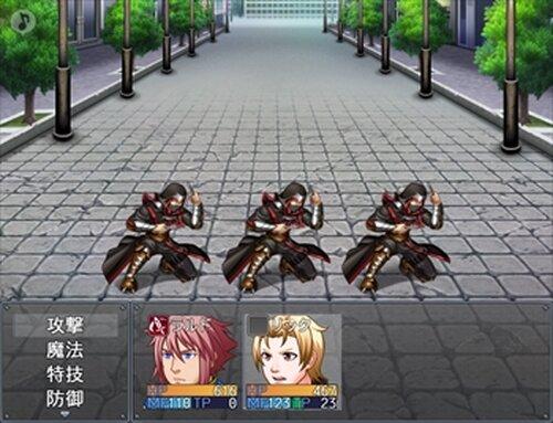 勇者と仲間とモブ達と Game Screen Shots
