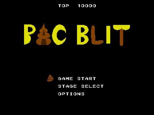 パックブリット Game Screen Shot1