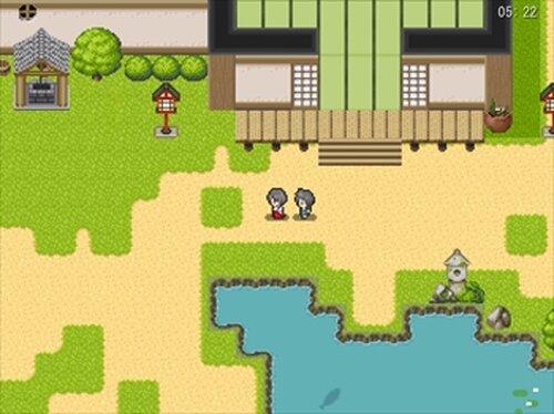 本丸暮らしβ Game Screen Shot5