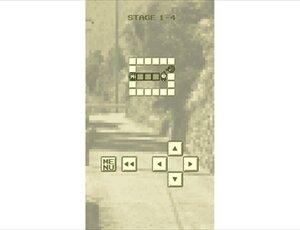 レーザーキーパー Game Screen Shot