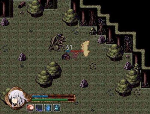 ラヴィウルフ Game Screen Shot3