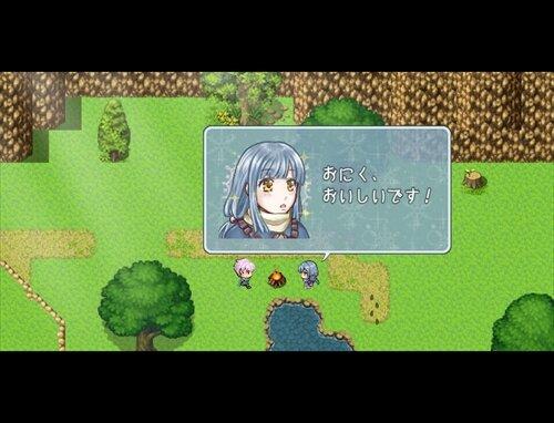 はぐれボシのミニマ Game Screen Shot