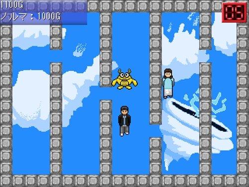 カネクイムシ Game Screen Shot1