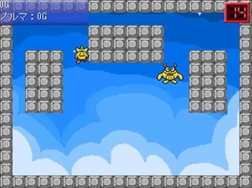 カネクイムシ Game Screen Shot4