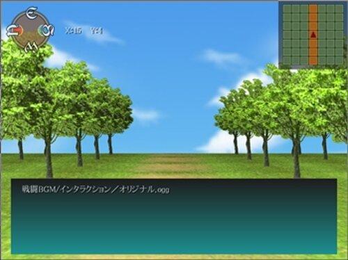 ランダムプレイヤー Game Screen Shot2
