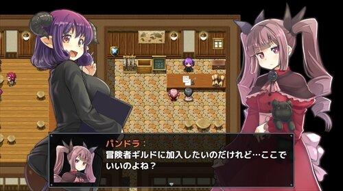 迷宮世界の魔物使い Game Screen Shot1
