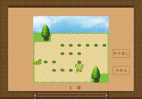 虫パズル Game Screen Shot