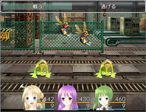 とある妖精の東京黙示録 Game Screen Shot4