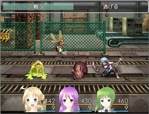 とある妖精の東京黙示録 Game Screen Shots