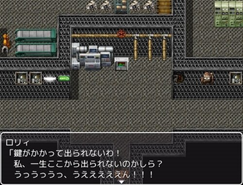 イロスマRPGの作者がブラウザゲームを作ってみた Game Screen Shots
