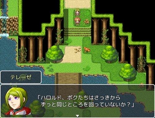 モンスターを捕獲せよ! Game Screen Shots