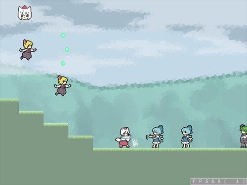 椛無双 Game Screen Shot1