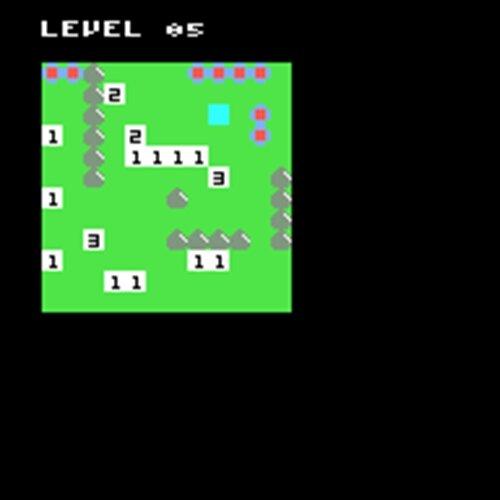 GardenRiver Game Screen Shot1