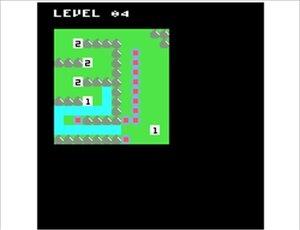 GardenRiver Game Screen Shot