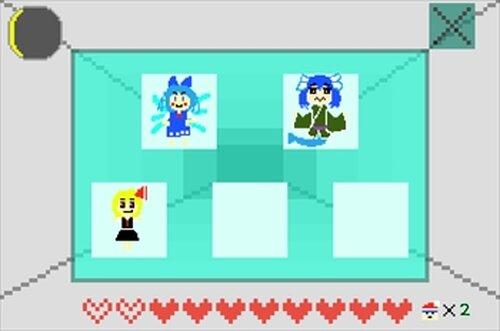 ドレミーのナイトメアダンジョン Game Screen Shot3