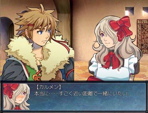 イレヴンナイツ2 Game Screen Shot1