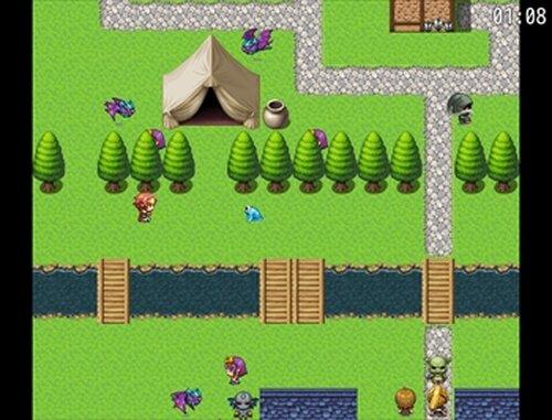 年末特番が深夜アニメを侵略するゲーム Game Screen Shots