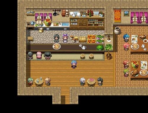狂気の眼鏡フェチと伝説の眼鏡 Game Screen Shot1