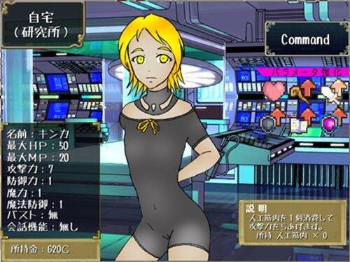 ぼこぼこダンジョン Game Screen Shot5