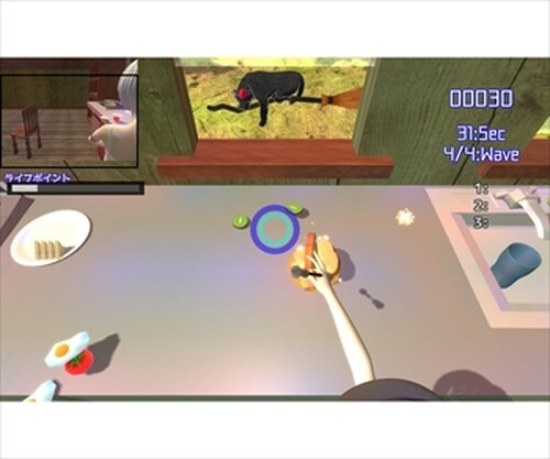 SandWitchi Game Screen Shots