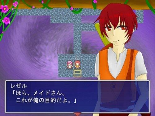 メイドと玉ダンジョン Game Screen Shots