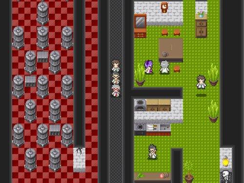 ミルクティーの変 -MilkTea Incident- Game Screen Shot2