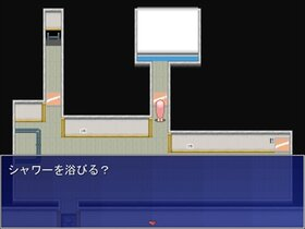 太陽の天使サン・トリニティ 悪の組織に囚われたヒロインが脱出を試みる、全裸で Game Screen Shot5