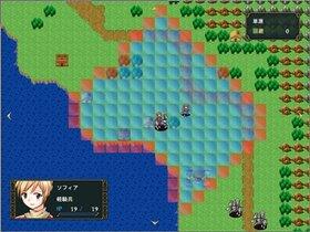 ヴァンパイアの系譜part1傭兵騎士物語ver2 Game Screen Shot3