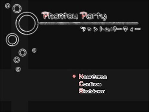 Phantom Party Game Screen Shot2