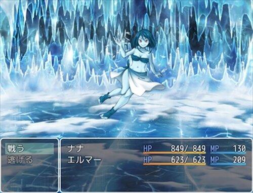カチコチリゾート Game Screen Shot5