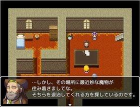 セーラの冒険物語 Game Screen Shot2
