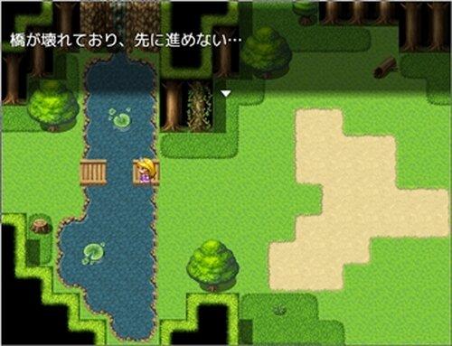 セーラの冒険物語 Game Screen Shot5