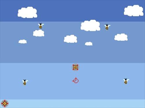 ぶんぶん大作戦! Game Screen Shot3