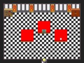怪盗ユリリンの王城からの脱出! Game Screen Shot4