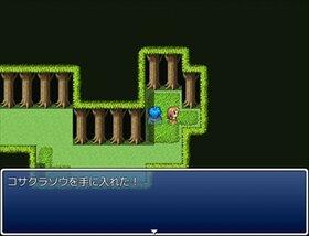 花の姫君、瑠璃の騎士 Game Screen Shot4