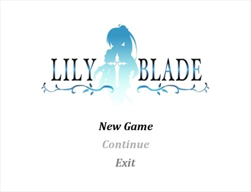 LILY BLADE Game Screen Shot1