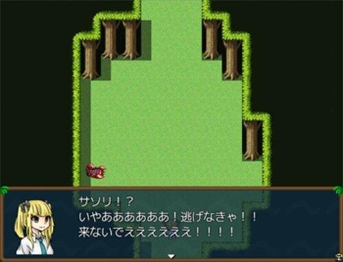 無人島と何か Game Screen Shot2