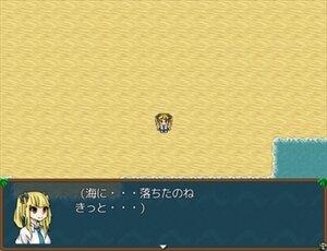 無人島と何か Game Screen Shot