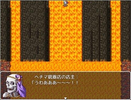 ヘチマ銃器店 Game Screen Shots
