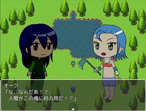ちくわと勇者 Game Screen Shot5
