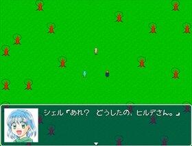 大魔王封印計画外伝 悪魔の墨は全てを汚す Game Screen Shot2