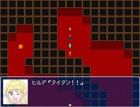 大魔王封印計画外伝 悪魔の墨は全てを汚す Game Screen Shot3