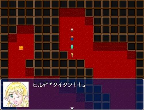 ※大魔王封印計画外伝 悪魔の墨は全てを汚す Game Screen Shot3