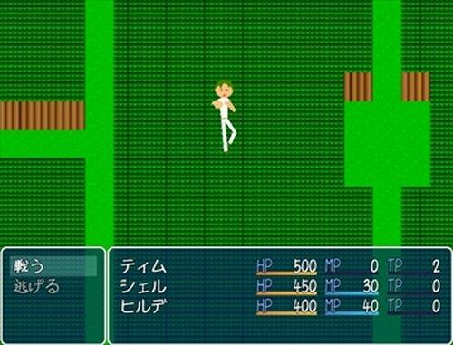 ※大魔王封印計画外伝 悪魔の墨は全てを汚す Game Screen Shot5