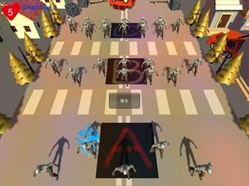 ゾンビブレイクFILE_A Game Screen Shot3