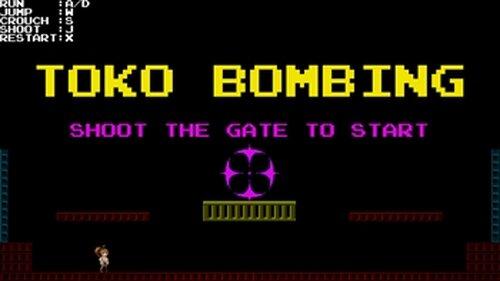 TOKO BOMBING Game Screen Shot2