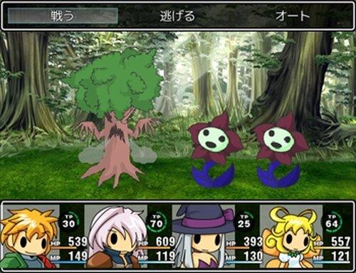 召喚士見習い達と英霊の塔 Game Screen Shots