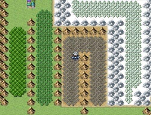 習作:竜を倒せ! Game Screen Shots