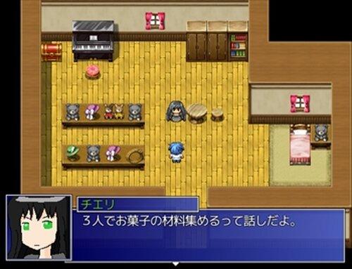 リュカと天使と悪魔のはなし Game Screen Shot2